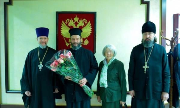 Архиепископ Охридский Иоанн прибыл на лечение в Россию
