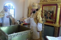 В тайском городе Хуахин освящен православный храм
