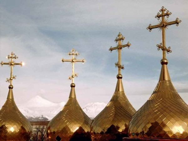 В Ровенской области совершено очередное нападение на храм