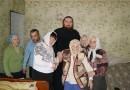 Монахи Киево-Печерской Лавры соборовали 103-летнюю прихожанку