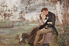 Любовь со временем только крепнет