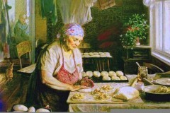 Русская кухня: огурец в капусте и другие забытые хитрости