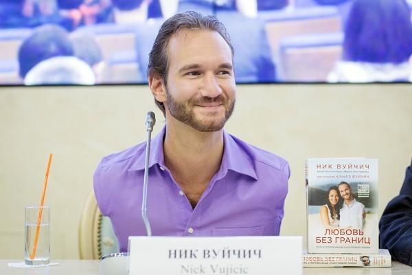 Ник Вуйчич: Однажды смерти не станет