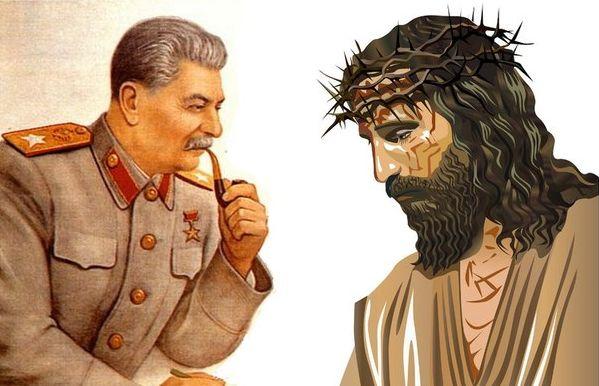 Христос и Кали