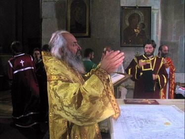 Митрополит Никорцминдский Елисей (Джохадзе) отошел ко Господу