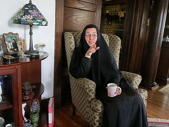 Инокиня Васса (Ларина) выступит с лекциями в Москве
