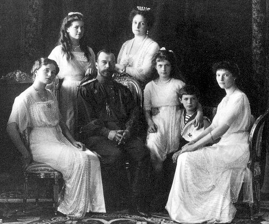 Госархив и СКР предлагает захоронить (предполагаемые) останки детей Николая II
