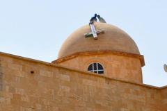 Боевики ИГИЛ обнародовали фотографии, демонстрирующие вандализм в церквях Ниневии