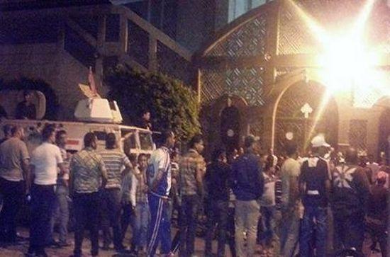 Исламисты-радикалы в Египте выступают против строительства храма в честь двадцати одного ливийского мученика