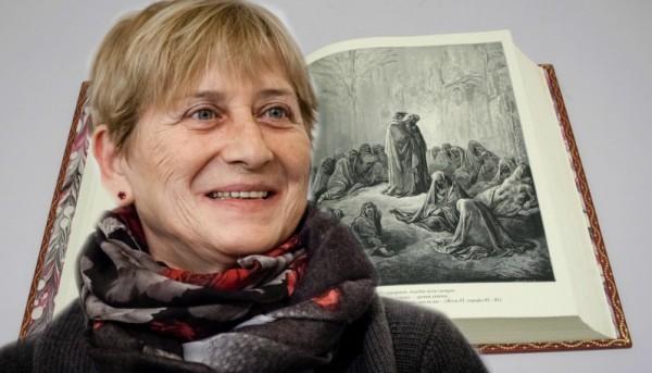 «Под небом насилия. Седьмой круг Ада у Данте» – Лекция Ольги Седаковой