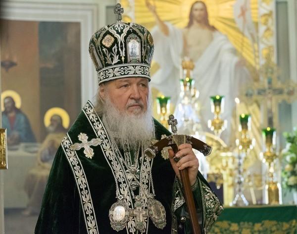 Патриарх Кирилл: У Божественных заповедей нет ограничения в пространстве — они вселенские