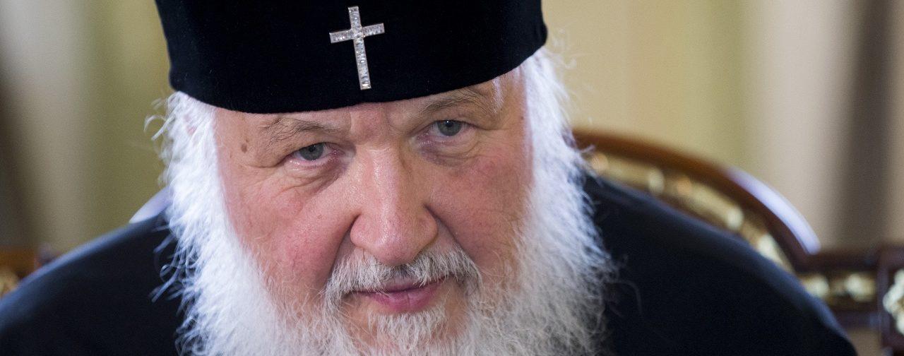 Патриарх Кирилл: Отрицая Божию правду, мы разрушаем мир
