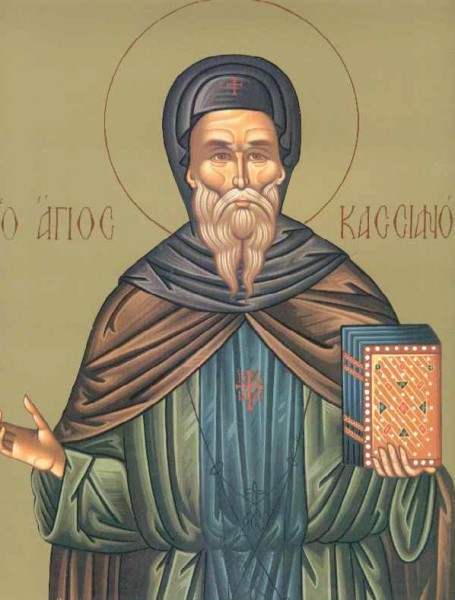 Преподобный Иоанн Кассиан Римлянин