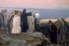 Нафанаил и смоковница: Как приготовиться к встрече с Богом?