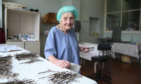 Принципы жизни старейшего хирурга России - Аллы Лёвушкиной