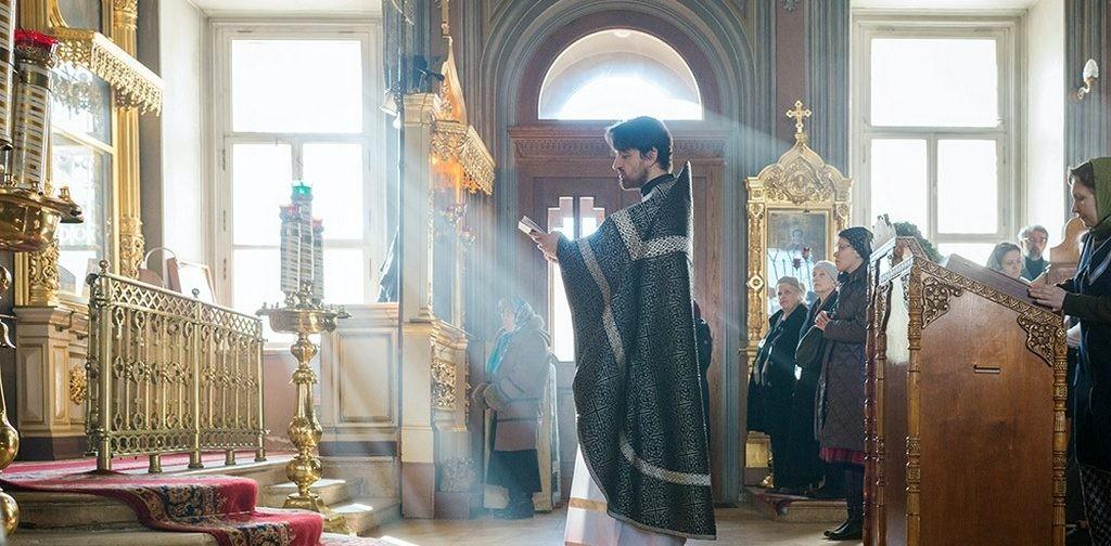 Преждеосвященная. Запечатленная молитва (ФОТО)