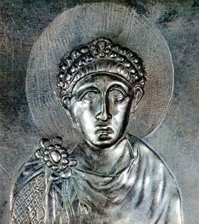 Святой благоверный император Феодосий Великий