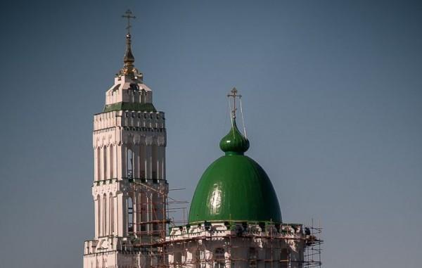 Храм Троицы в Филимонках. До и после реставрации (Фоторепортаж)