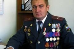 В Красноярском крае участковый спас старика из горящего дома