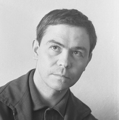 Валентин Распутин, 1960-е годы. Фото: Виталия Белоколодова