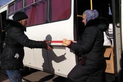 Гуманитарная помощь в Горловской епархии будет оказываться под контролем Церкви