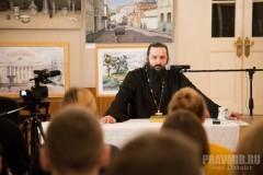 Протоиерей Димитрий Струев прочитает лекцию «Великая надежда Андрея Тарковского»