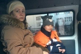 В Твери разыскивают героя, который спас провалившегося под лед ребенка