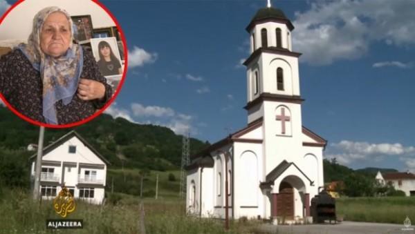 Мусульманка из Боснии просит снести церковь, построенную на принадлежащей ей земле