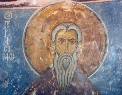 Церковь вспоминает преподобного Герасима Иорданского