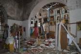 Храм Северодонецкой епархии пострадал от обстрела