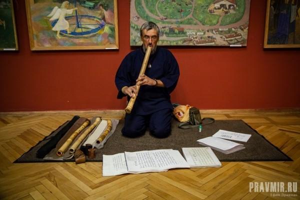 Музыкант Георгий Мнацаканов