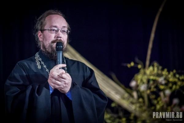 Протоиерей Артемий Рублев