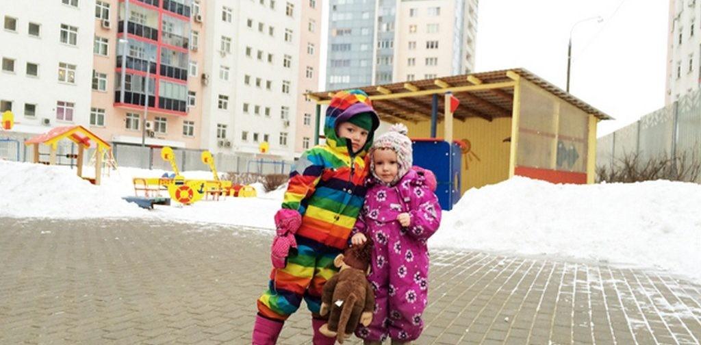 Погодки: детский сад