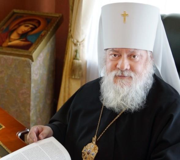 Отошёл ко Господу  митрополит Петрозаводский и Карельский Мануил (Павлов)