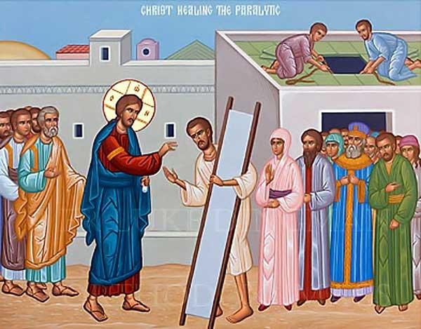 Исцеление расслабленного: тайна Церкви – в единении вокруг Христа