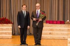 Министр культуры РФ Владимир Мединский вручил государственные награды деятелям культуры и искусства