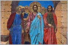 Христос и Левий Алфеев: увидеть огонек в душе грешника (+Видео)