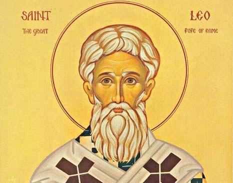 Церковь вспоминает святителя Льва I Великого, папу Римского