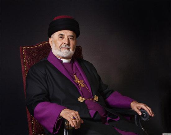 Католикос-Патриарх Ассирийской Церкви Востока Map Дынха IV отошел ко Господу