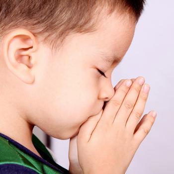 молитва-ребенка