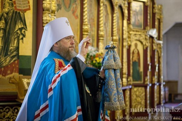 Митрополит Астанайский и Казахстанский Александр: Всякий мой день начинается и завершается молитвой о Казахстане