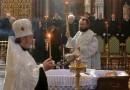 В Храме Христа Спасителя прощаются с Валентином Распутиным