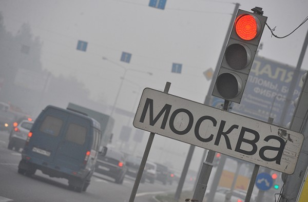 В Москве снова ощущается запах сероводорода