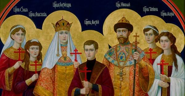В Москве завершили строительство первого храма в честь святых царственных страстотерпцев