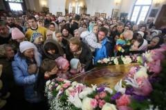 В Москве отслужат молебен о даровании детей и благополучии беременности