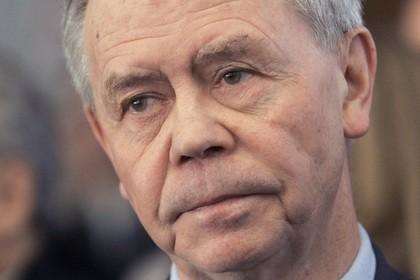 Скончался писатель Валентин Распутин