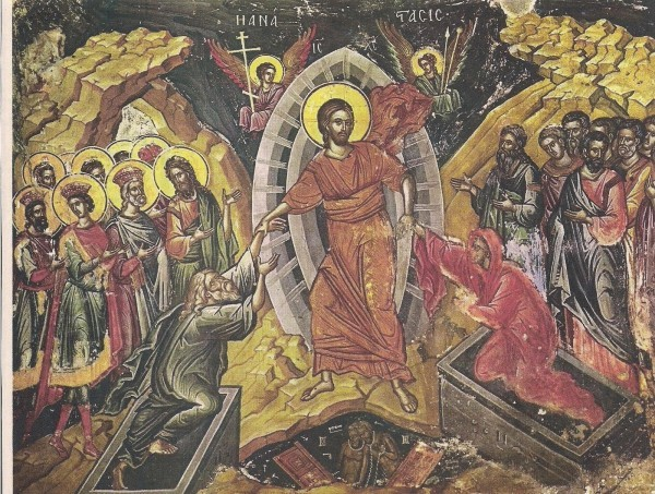 Не будет тех, кто не воскреснет, воскреснут все