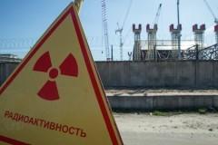 В районе Чернобыльской АЭС горели сотни гектаров леса