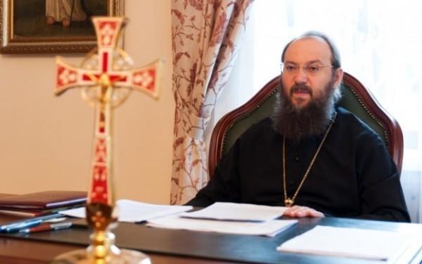 Митрополит Антоний (Паканич): Крестный ход – это свидетельство о  единстве нашей Церкви
