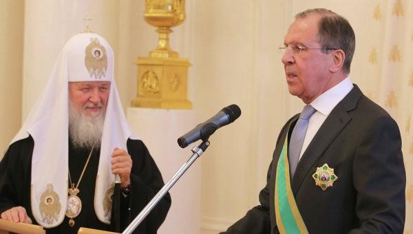 Патриарх Кирилл стал почетным доктором Дипломатической академии МИД РФ